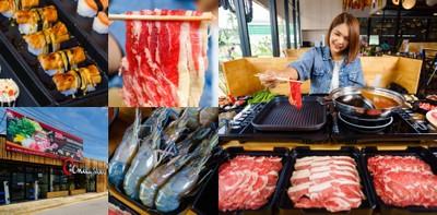 [รีวิว] Oniku Shabu บุฟเฟ่ต์ภูเก็ต เสิร์ฟเนื้อนำเข้าแบบไม่จำกัดเวลา!