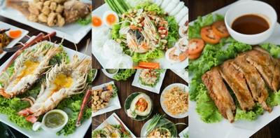 [รีวิว] พลอยนารี ร้านอาหารไทยและเทศในตลาด อ.ต.ก. อยากกินอะไรเราจัดให้!