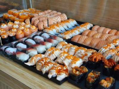 ANI Sushi อันนิ ซูชิ เสนานิคม