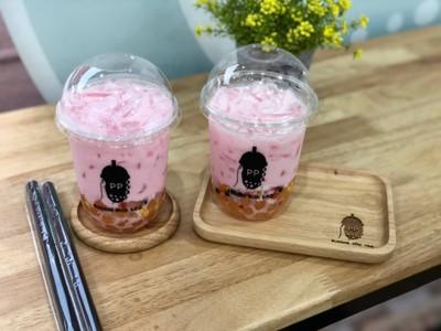 PP Bubble milk tea (พีพี บับเบิ้ล มิลค์ ที)