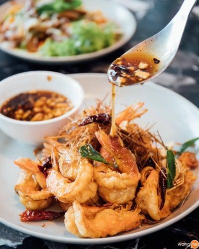 Shrimpsiam kitchen (ครัวชริมสยาม) (Shrimp Siam) หาดใหญ่