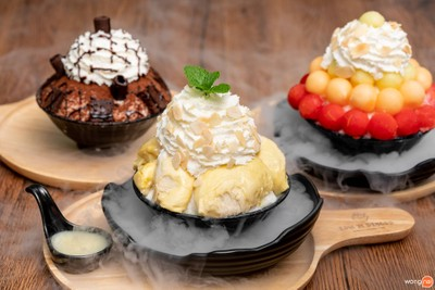 Love is Bingsu