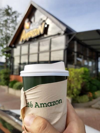 DD637 - Café Amazon (คาเฟ่ อเมซอน) ปตท.บจก.ภาคเหนือชัยวัฒนา