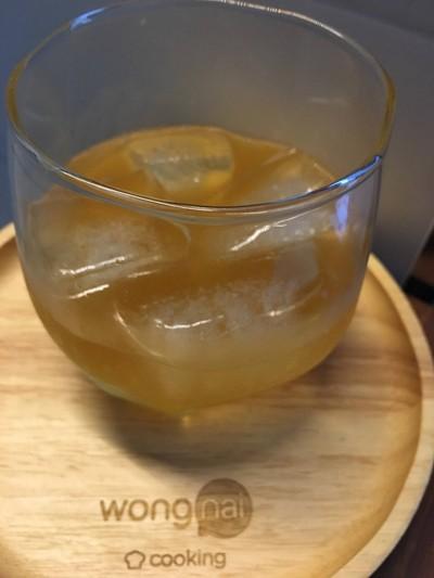 Lemon Honey On The Rock