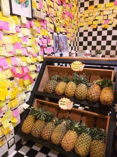 Pineapple Fresh (creative & Healthy)