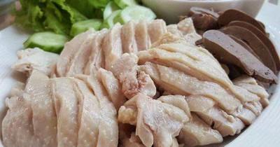 ข้าวมันไก่เจ๊หงษ์ (Jae Honk Chicken Rice) พุทธมณฑล สาย2