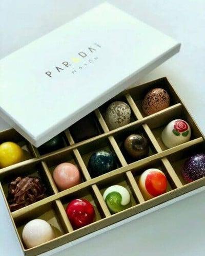 PARADAi Crafted Chocolate & Cafe (ภราดัย) ถ.ตะนาว
