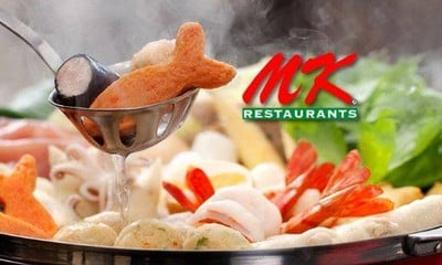 MK Restaurants ฟิวเจอร์พาร์ค รังสิต ชั้น G