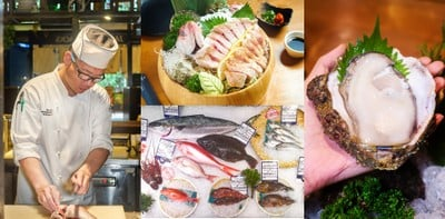Shinsen Fish Market นำประสบการณ์ความสดจากญี่ปุ่นสู่ที่เดียวใจกลางกรุงฯ