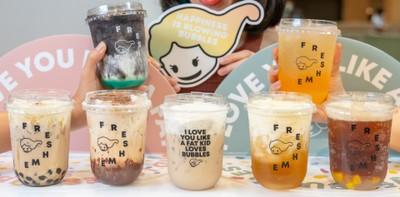 """[รีวิว] ร้านชานมไข่มุกสุดประณีตกับ """"Tea Brew"""" เครื่องแรกในไทย@Fresh Me"""