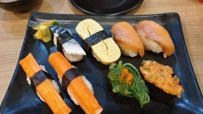 อาหารญี่ปุ่นซึบากิ ห้างแฟรี่พลาซ่า