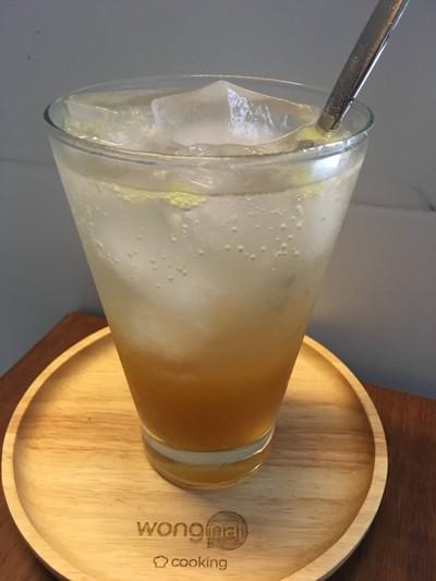 น้ำผึ้งมะนาวโซดา 🍋
