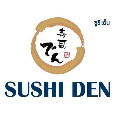 Sushi Den (ซูชิเด็น) Silom Complex