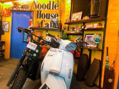 คนมาเช็คอินที่ ร้าน บ้านก๋วยเตี๋ยวหมูต้มยำออฟโรด (Noodle