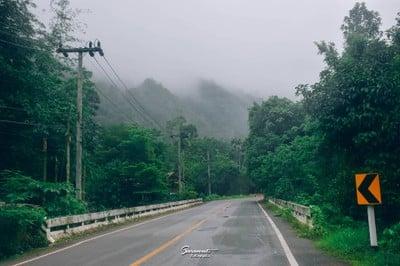 เที่ยวป่า หน้าฝน @ภูต้นน้ำล่องแก่ง สตูล