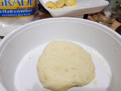 วิธีทำ บัวลอยทุเรียนไข่เค็ม