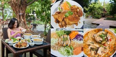 [รีวิว] ครัวเก้าคูณเก้า ร้านอาหารโคราชกับบรรยากาศในสวนกลางเมือง