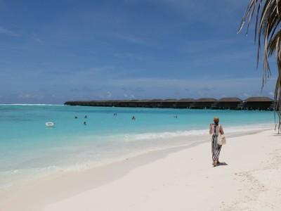 Maldives กับหน้าร้อนที่ต้องมีเธอ..