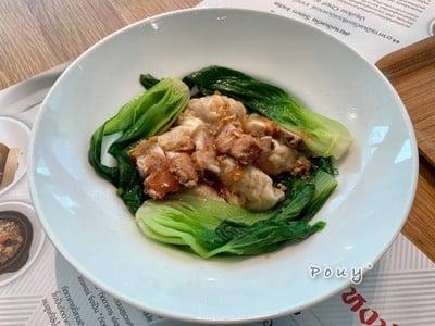 เข่งหยกทอง บะหมี่หมูแดงฮ่องกง ซีคอนบางแค ชั้น4 โซนStreet Gourmet