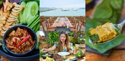 [รีวิว] KanEang@pier ร้านอาหารภูเก็ต ริมทะเล ยืนหนึ่งในย่านอ่าวฉลอง