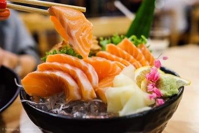 Chu-toa Sushi House (ชูโตะ ซูชิ เฮ้าส์ กาญจนบุรี) 1
