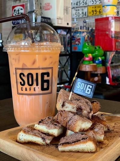 SOI6 Cafe'