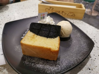 Code Cafe Of Dessert Enthusiast เซนทรัลพระราม 9