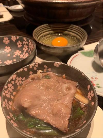 Kuroge Wagyu& Tofu Sukiyaki
