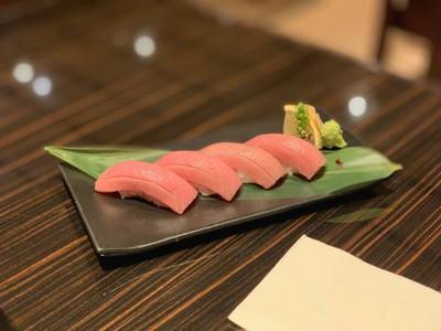Honmaguro Toro Sushi
