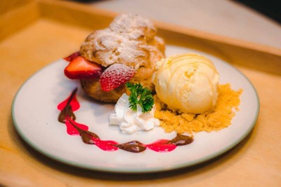 Machimde' desserts bar (มาชิมเด้อ เดสเสิร์ท บาร์)