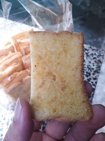 ขนมปังกรอบรสกระเทียม