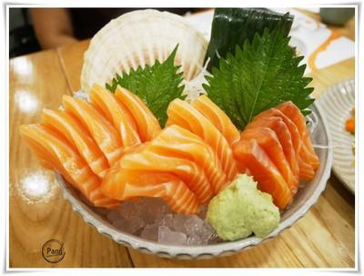 รีวิว Neta Fish & Meat The Market Bangkok - บุฟเฟ่ต์ปลาเมนู
