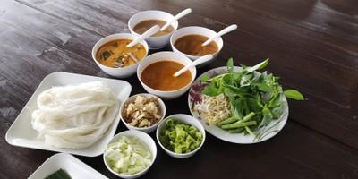 ขนมจีนประโดกครูยอด พิมพ์เกาะ ต้นตำรับขนมจีนครูยอด