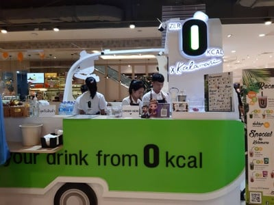 ZERO kcal x Kalamare The Mall Korat The Mall Korat