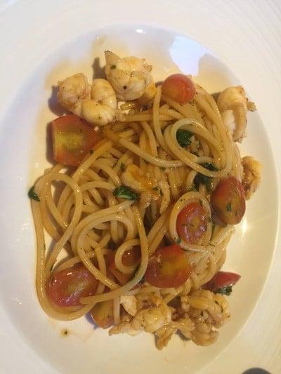 Spagheti Vongole