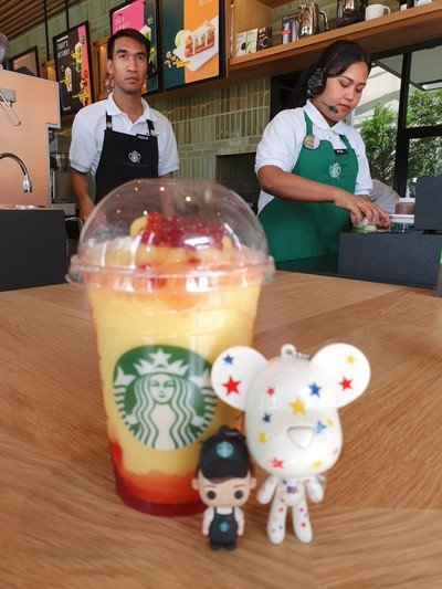 Starbucks (สตาร์บัคส์ โรงพยาบาลสุขุมวิท) โรงพยาบาลสุขุมวิท