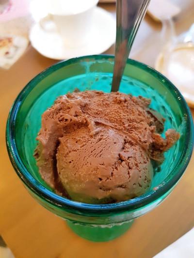 Devil's Dark Ice Cream