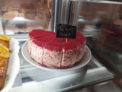 เรดเวลเวท ชีสเค้ก