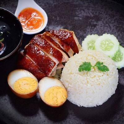 Lim fun ข้าวมันไก่สิงคโปร์