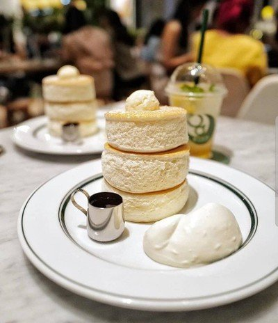 Gram Pancakes เซ็นทรัลพลาซา ลาดพร้าว