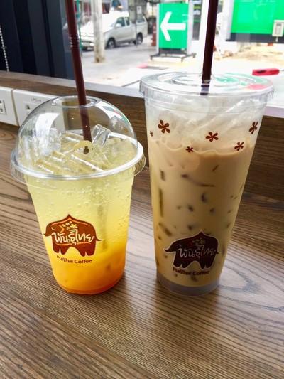 กาแฟพันธุ์ไทย ถนนจันทร์