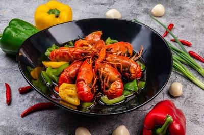 Chubby Crayfish หม่าล่ากุ้งมังกร ฮู่เสี่ยวฝ่าง🦞🦞🦞 RCA