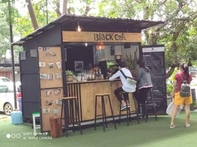 Black Cafe TT Garden