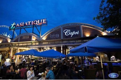 Capri Restaurant (คาปรี) Asiatique The Riverfront