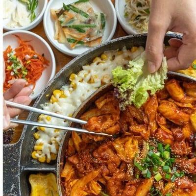 อาหารเกาหลี BaanOppa งามวงศ์วาน (บ้านโอปป้า)