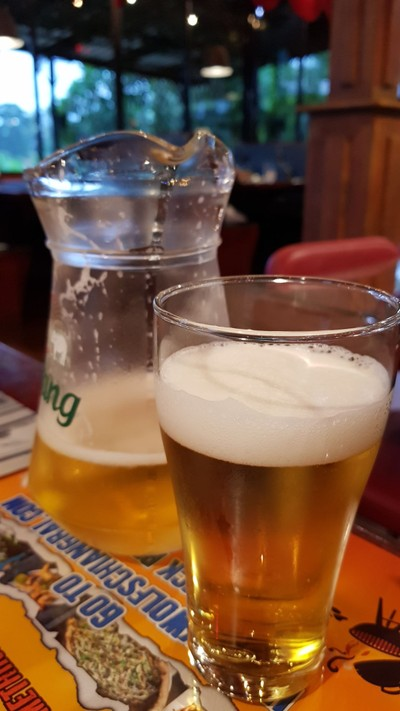 เบียร์ช้าง 1 เหยือก
