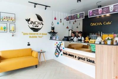 Gincha cafe (กินชาคาเฟ่) ขอนแก่น