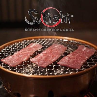 Sukishi Korean Charcoal Grill (ซูกิชิ โคเรียน ชาร์โคล กริลล์) เซ็นทรัลลาดพร้าว