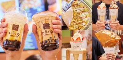 [รีวิว] O-li-no Crepe&Tea Terminal21 Pattaya ร้านขนมหวานพัทยา น่าลอง!