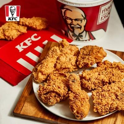 KFC สามย่านมิตรทาวน์